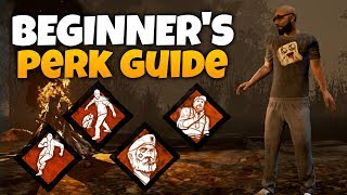 Dead by Daylight Tutorial - Beginners Guide to Survivor Perks.
