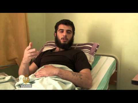 Rehab centres treating injured Syrians low on funds