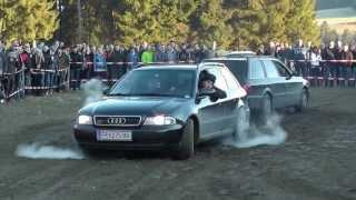 Winterauto Treffen Lade Luft Club  LLC Freistadt  2013
