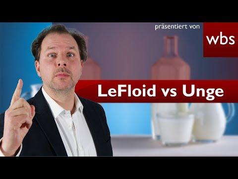 LeFloid bezeichnet Simon Unge als Vegan-Nazi - ist das strafbar? (Milch ist Gift) - RA Solmecke