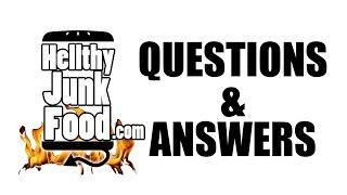 Ask HellthyJunkFood