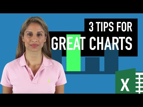 3 Tips for Impressive Excel Charts