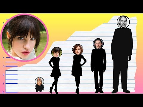 How Tall Is Jemima Rooper?  Height Comparison!