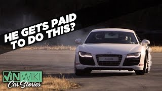 How do you get the best car jobs on Earth?