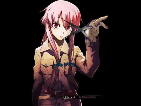 AMV Gasai Yuno - Kill everyone (Mirai Nikki)