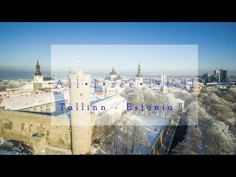 Visit Estonia - Tallinn _ Official Video - All•I•see•I•tell produce