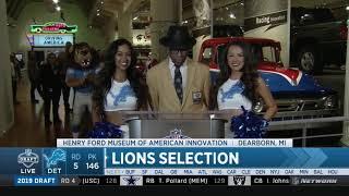 The Detroit Lions Draft Amani Oruwariye