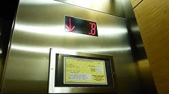 (400th!) Fujitec Traction Elevator at 601 108th Ave NE. (Parking) in Bellevue WA