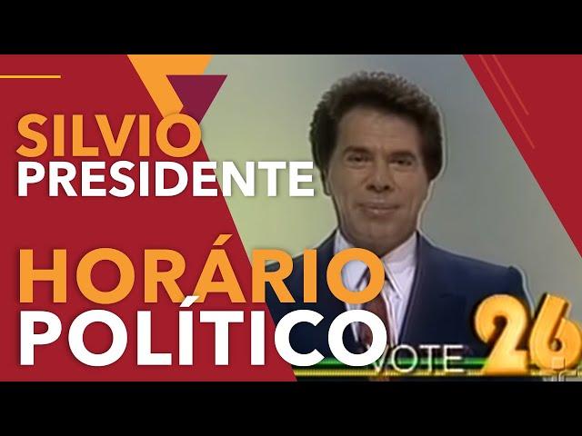 Silvio Santos para presidente - 1989
