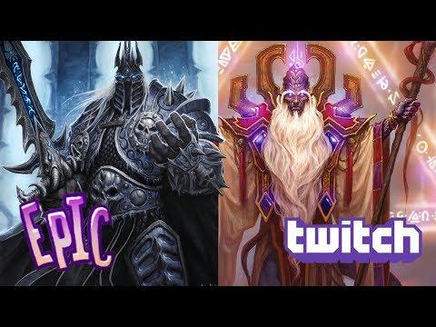 BIG PRIEST ► Epic Twitch