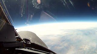 видео полетать на самолете