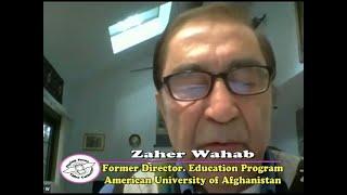 Zaher Wahab: The US/Afghanistan Fateful Partnership (part 1)