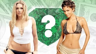 WHO'S RICHER? - Ronda Rousey or Halle Berry? - Net Worth Revealed!