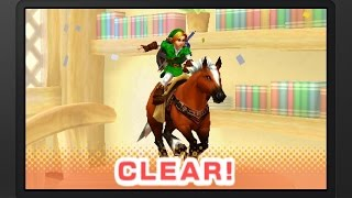 Picross 3D Round 2 - Link Playthrough [3DS]
