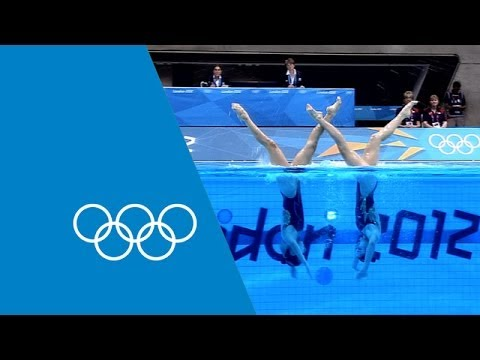 The Incredible Art Of Synchronized Swimming - A Beginners Guide | Faster Higher Stronger