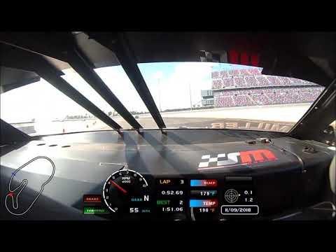 2018 Trans Am 2 Qualifying - Daytona Intl Speedway