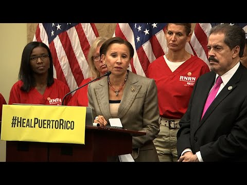 NY Rep: Gov't Commitment Needed For Puerto Rico