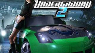 Need For Speed Underground 2 OST: Rise against - Give it All (Good quality)