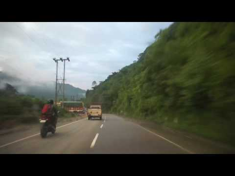 Manali Highway along Beas River (Kasol trip)
