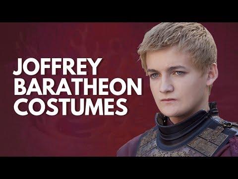 The Costumes Of Joffery Baratheon (Game Of Thrones #7)