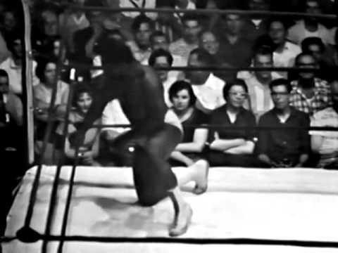1960's Wrestling Champions TV Kohler's Chicago Lewin Curtis Siki Atkins