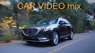 Mazda CX-9 Test Drive 2016
