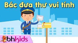 Bác Đưa Thư Vui Tính - Kính Coong Kính Coong [Official Full HD]