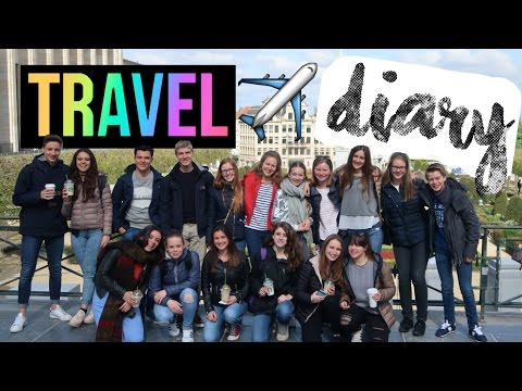 Travel Diary: exchange Belgium-Italy part. 2 (Brussels, Ghent, Bruges, Oostend,...)