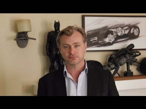 Christopher Nolan The Dark Knight Introduction For IMAX Sydney