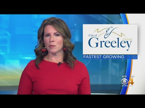 BEARDO - Greeley is one of the fastest growing cities in the nation