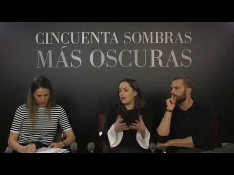 Cincuenta Sombras Más Oscuras - Facebook Live con Dakota Johnson y Jamie Dornan
