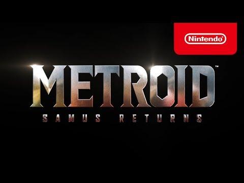 メトロイド サムスリターンズ トレーラー [E3 2017]