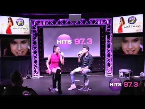 HITS 97.3 Presents HITS LIVE Starring Sofia Carson (Q&A)