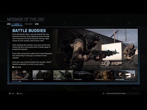 Modern Warfare - How To Add Activision Friends For Cross Platform! PS4 XBOX PC