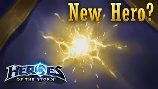 Teaser for new hero! (Possibly Anduin??)