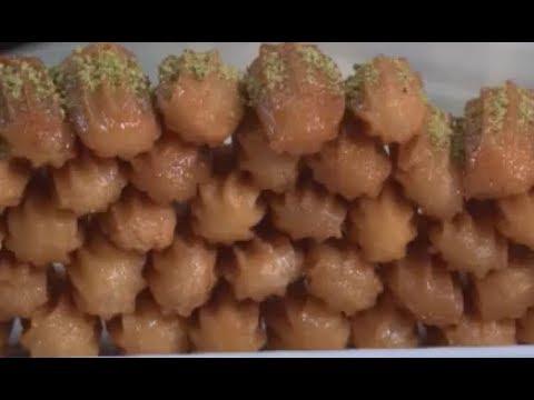 بلح الشام الاصلي وصينيه الكفته بالبطاطس المشويه | غفران كيالي | هيك بنطبخ PNC FOOD