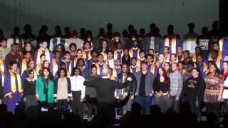 GUIDE ME O THOU GREAT JEHOVA • CENTRAL ISLIP ALUMNI 2013