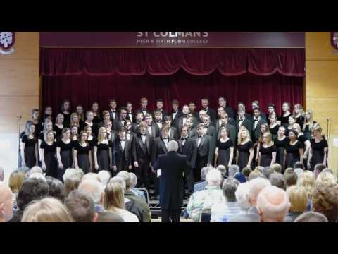 Full Concert of JBU Cathedral Choir in Northern Ireland