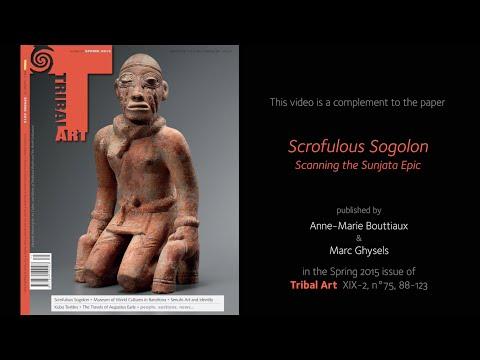 Scrofulous Sogolon — Scanning the Sunjata Epic.