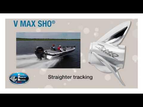 VMAX SHO Propeller