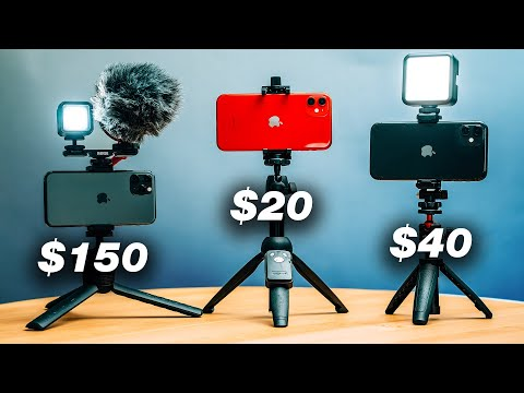 Best iPhone Accessories for Video for Every Budget