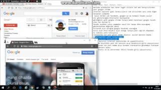 tek web tarayıcısından aynı anda çoklu hesap açma @ Open multiple accounts in the same web browser