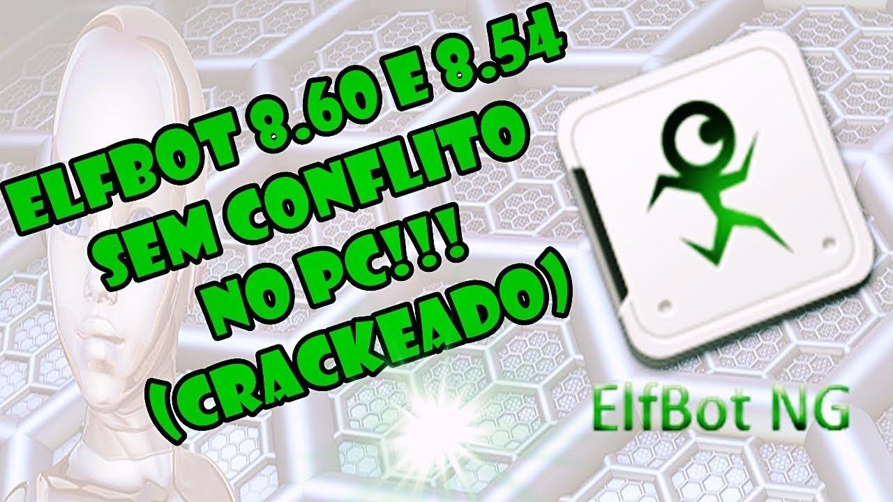 Do Elf Bot 8.6 Crackeado