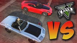 GTA V Online - Coquette Clásico Vs Coquette - Test de Velocidad - Nuevo Vehículo - GTA 5 1.16