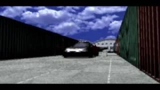 Virtua Cop intro video - Sega Saturn