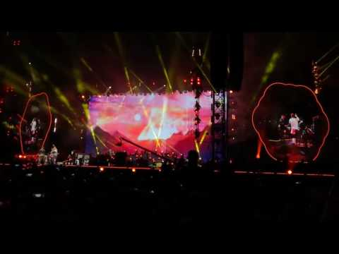 Coldplay A Head Full Of Dreams Tour Highlights