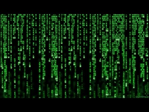 How To Create a Matrix Code in Notepad!! - YouTube