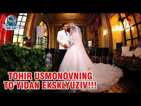 Tohir Usmonovning to'yidan eksklyuziv!!!