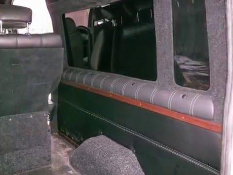 Переоборудование Форд Транзит на Вавилоне в Житомире
