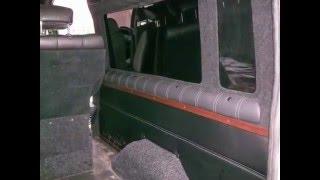 видео тюнинг форд транзит